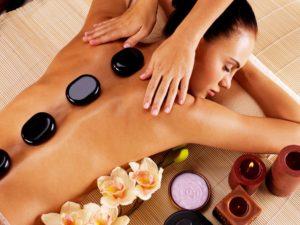 Heated Stone Massage Delaware