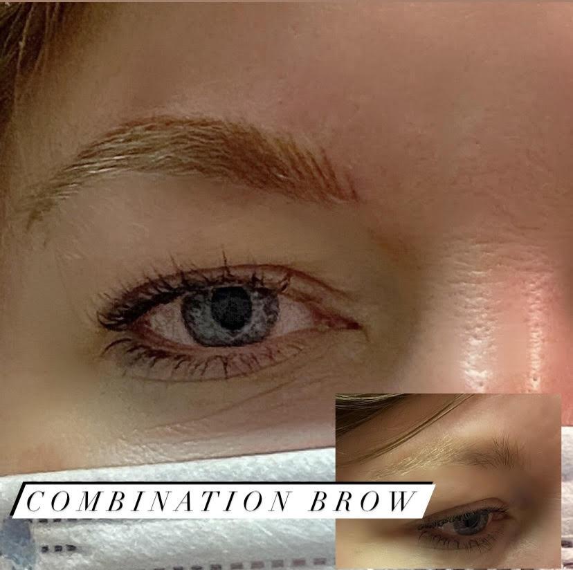 Combination Brow (2)