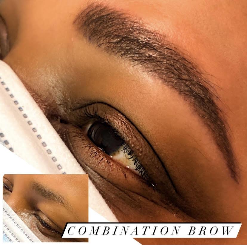 Combination Brow (4)