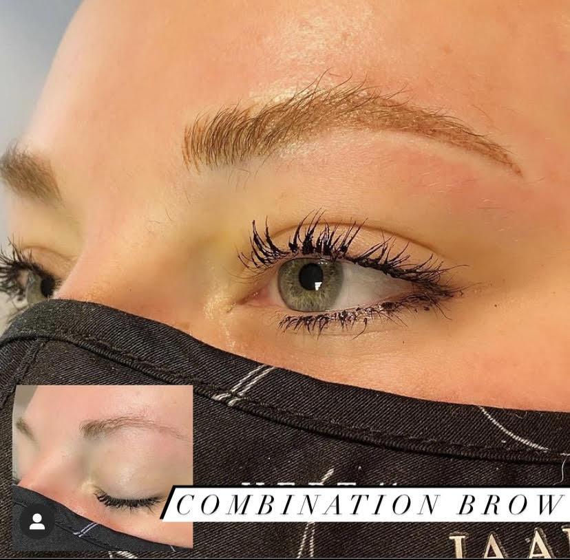 Combination Brow (6)