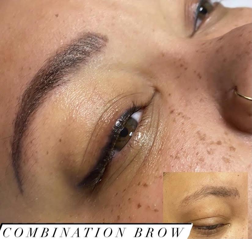 Combination Brow (7