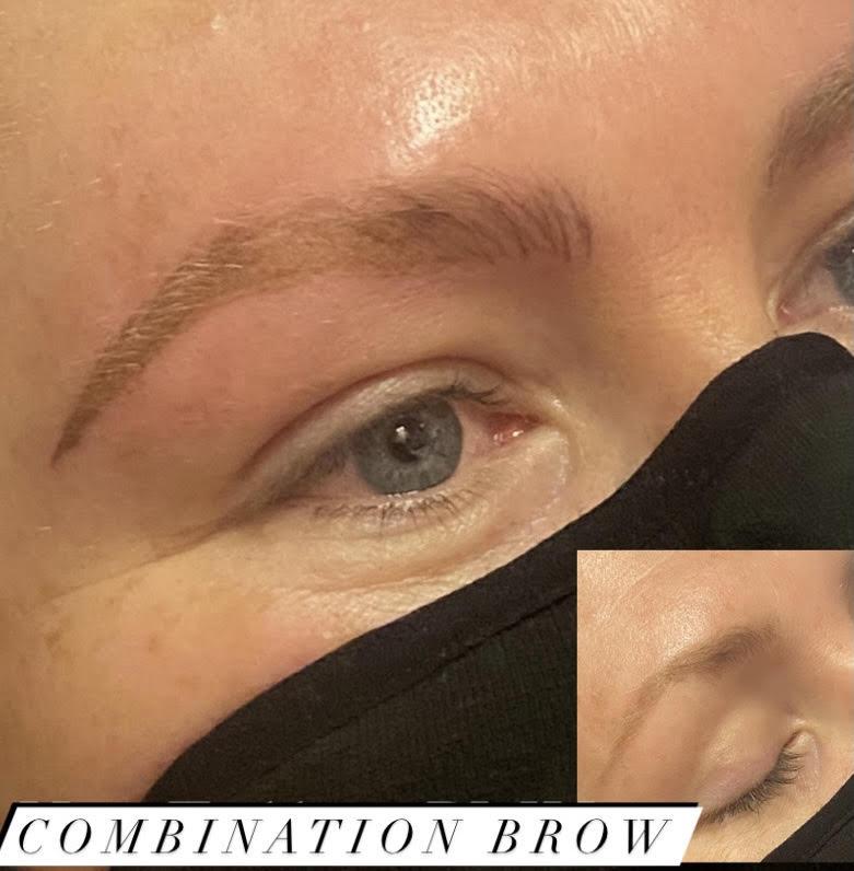 Combination Brow (8)