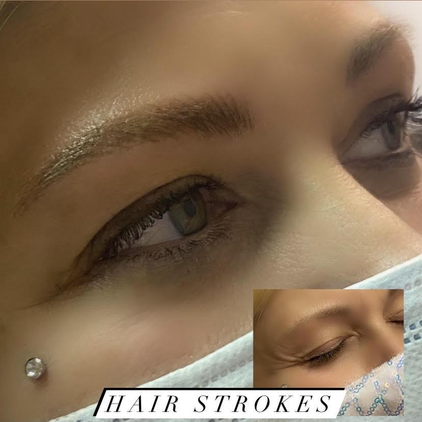 Hair Strokes